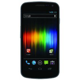 Galaxy Nexus. My new phone. I LOVE IT! It only beat out my Nirvana phone (Samsung Fascinate) because it has a front camera and ICS.