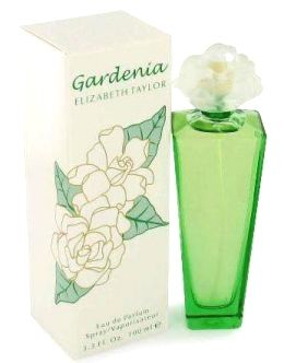 Gardenia Elizabeth Taylor: Gardenia Elizabeth Taylor Perfume by Elizabeth Taylor was launched in the year 2003. This fragrance has notes of gardenia, jasmine, lily of the valley, orchid, rose, white peony, carnation and musk. This is a beautiful feminine fragrance and great for casual wear.