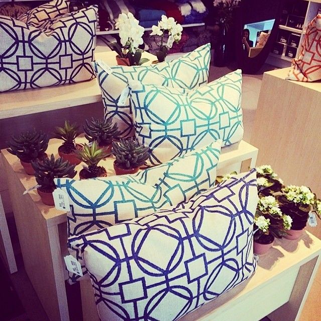 Decorative Pillows @ Linen Chest
