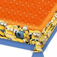 Minions Tablecover Plastic $9.95 A997974