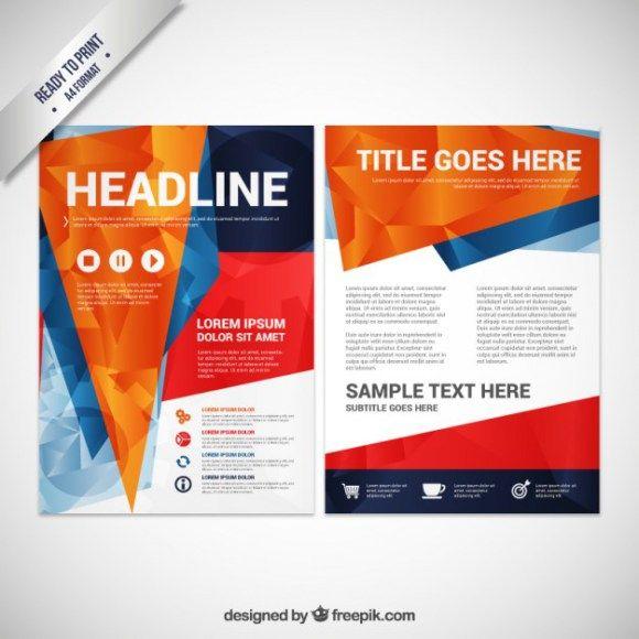 100+ Free & Premium Brochure Templates Photoshop PSD InDesign & AI Download - Designsmag.org - Web Design and Development Resource
