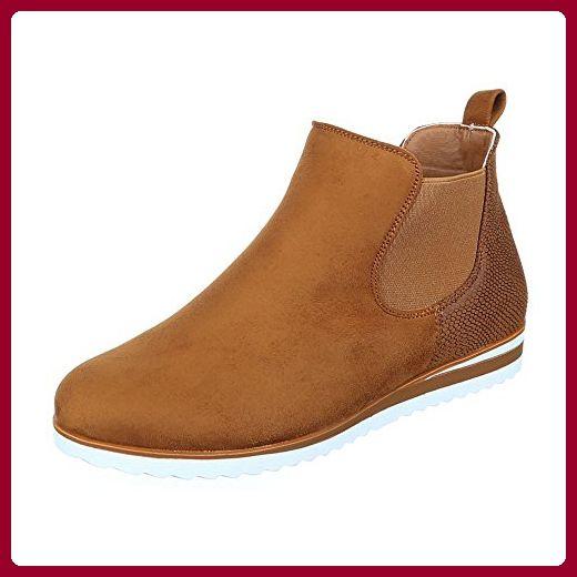Damen Schuhe Stiefel designer Keil Wedges Overknee 4138 Olive 36