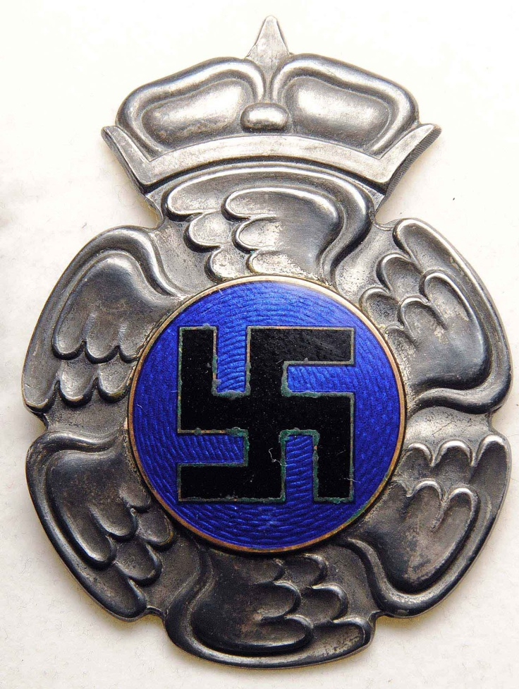 Suomi (Finland) Pilot Badge