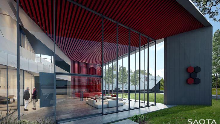 DE KIRSCH PHARMA - SAOTA Architecture and Design