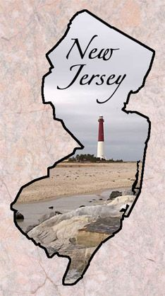 New Jersey Garden State America The Beautiful