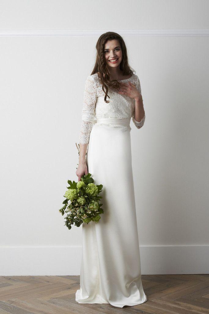 749 best Wedding--Dress images on Pinterest | Wedding dressses ...