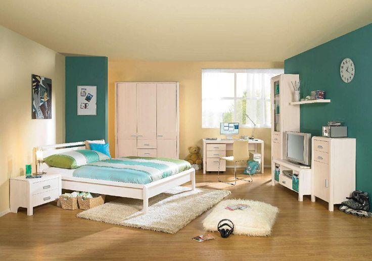 Спальня «Мадейра», детская мебель scandinavian style, wooden futniture, white  скандинавский стиль ,  белая мебель детская