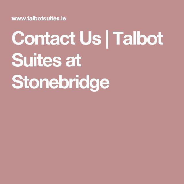 Contact Us | Talbot Suites at Stonebridge