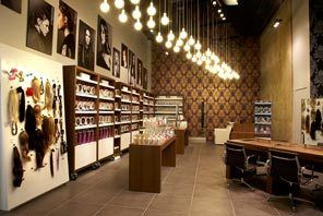HERSHESONS BLOW DRY BAR London