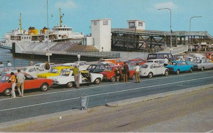 Long time ago! Teso Ferry Texel