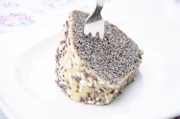 Mohnkuchen mit weisser Schokolade: suppentopf