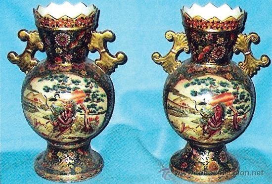 M s de 25 ideas incre bles sobre jarron chino en pinterest for Disenos de jarrones