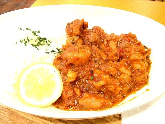 グルジア料理チャホビリ (Chakhokhbili)@池袋SakuraCafe