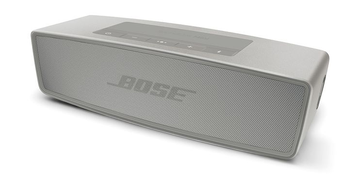 Enceinte Portable Bluetooth Bose SoundLink Mini 2 Gris Perle, 189.99€