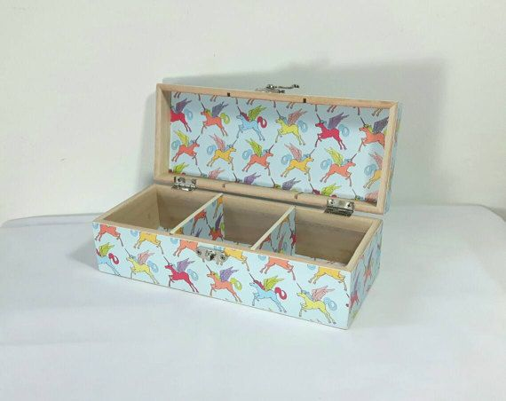 Hey, I found this really awesome Etsy listing at https://www.etsy.com/uk/listing/249968230/unicorn-jewellery-box-decoupage-box