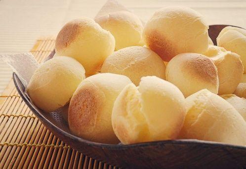 Pan de Queso o Chipa (Video) | El club del pan