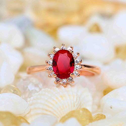 Femmes Bijoux Argent 925 Cœur Blanc Sapphire Wedding Engagement Skull Head Ring