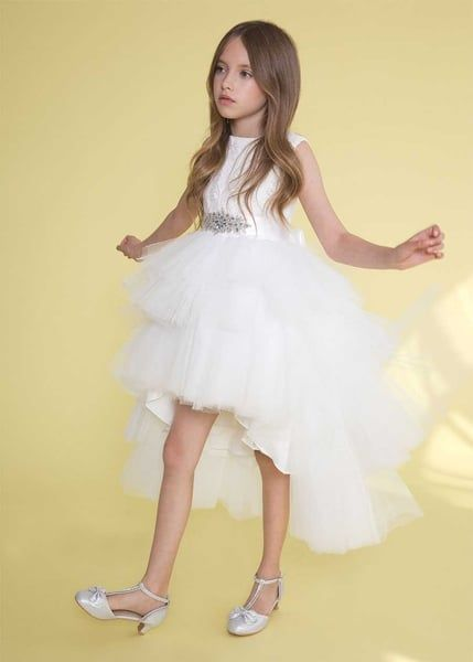 Corinne Girls Dress