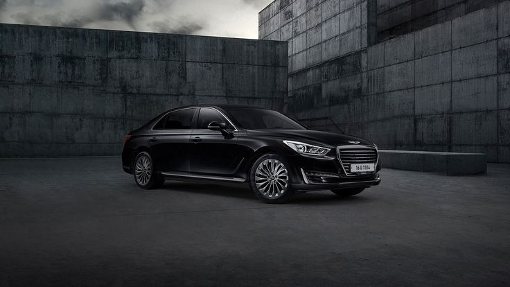 Genesis G90, mechanical(engines)