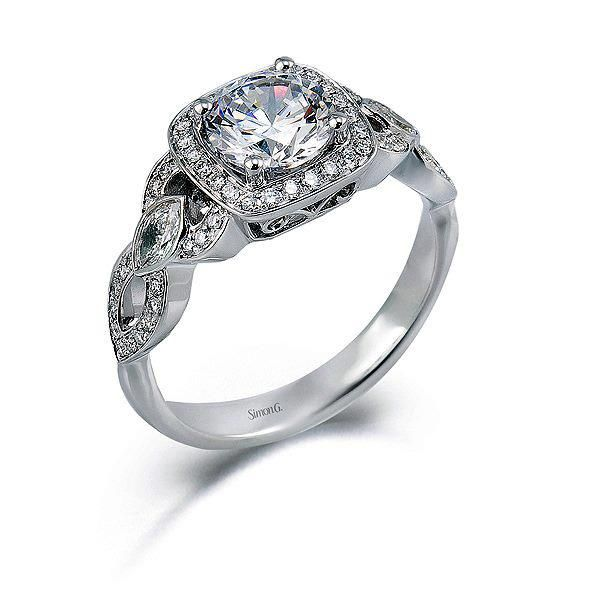 most beautiful engagement rings in the world 45 - Most Beautiful Wedding Rings