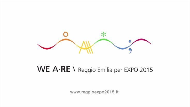 WeAre - NOI siamo - Expo 2015 #Expo2015 #Reggioexpo2015 #ReggioEmilia #video #wonderfulexpo2015 #food #alimentazione #children #NOI #ExpoMilano2015 #sustainability #sostenibilità #worldsfair #Environment #ambiente #Agriculture #agricoltura