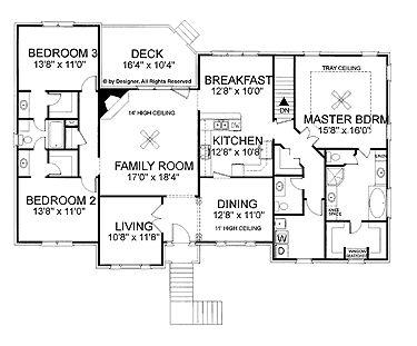 Les 10 meilleures idées de la catégorie Plans de maison style ...