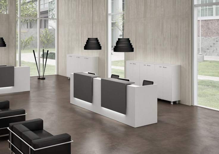 Contemporary Modern Office Furniture Entrancing Decorating Inspiration