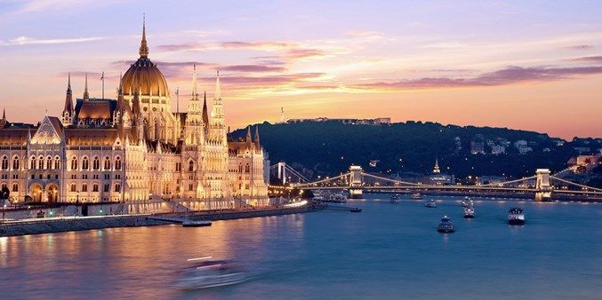 Danube River Cruise & 5-Star Hotel Stay, Half Off [Budapest and Prague] which is this?