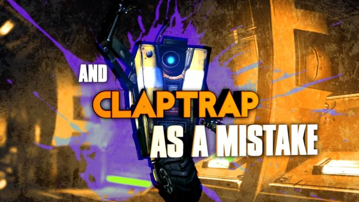 Claptrap voice actor david eddings will not be in