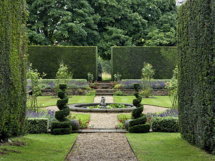 Gb Clandon Park Guildford 02 In 2020 Dutch Gardens English Landscape Garden Landscape