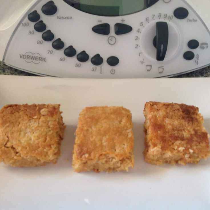 Recipe Anzac Slice by iThermo - Recipe of category Baking - sweet