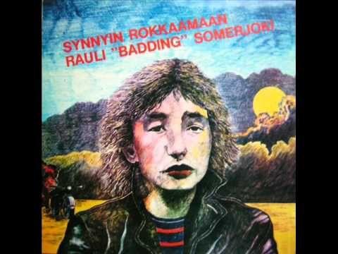 Rauli Badding Somerjoki - Valot (1971)