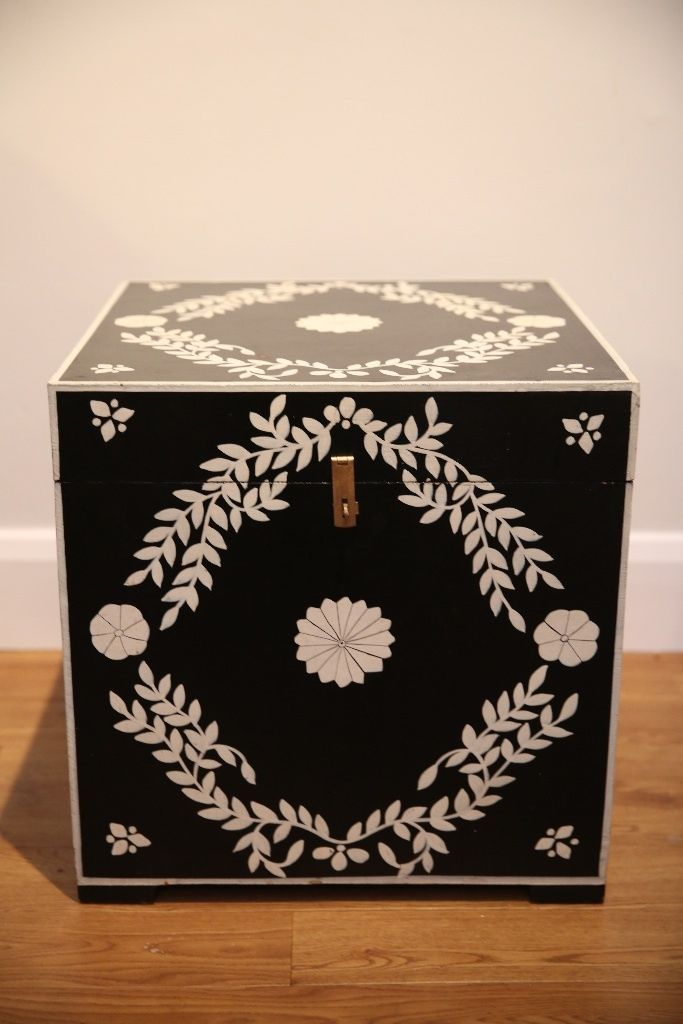 Decorative Wooden Cabinet Good For Storage From Lombok