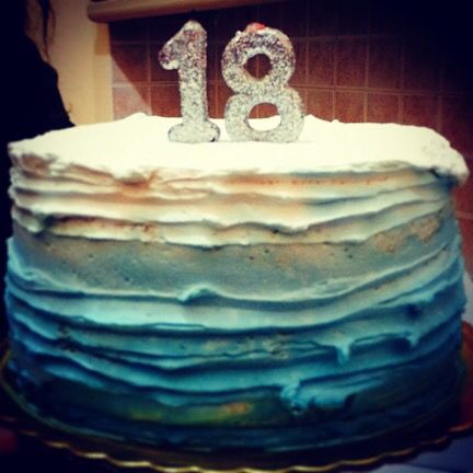 Sweet 18!