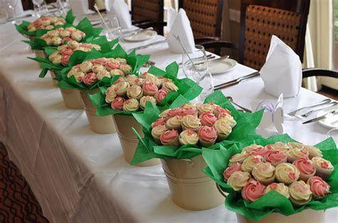 cupcake flower pots に対する画像結果