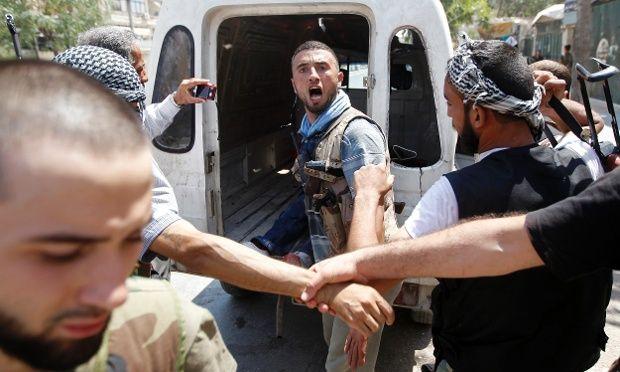 Syria crisis: US accuses Iran of training militia – live updates