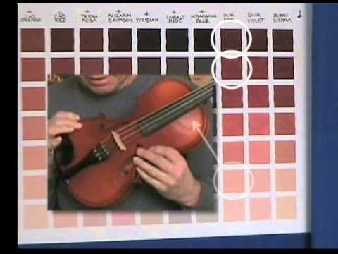 ▶ Thomas Baker - Making Color Charts Part 1/3 - YouTube