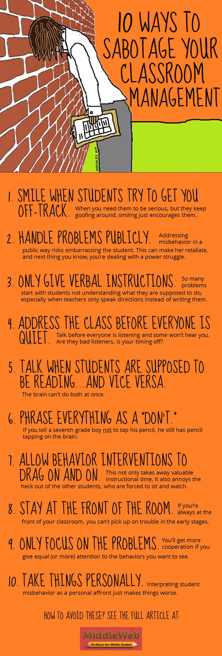 classroom problems I would like to share with you some ideas about classroom management here  are the problems, their reasons and my solutions problem often when her class .