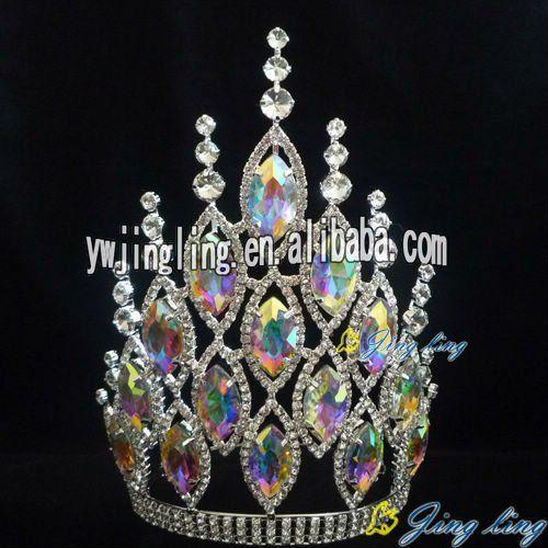 jingling crown | custom cute paws shape pageant crown, View pageant crown, jingling ...
