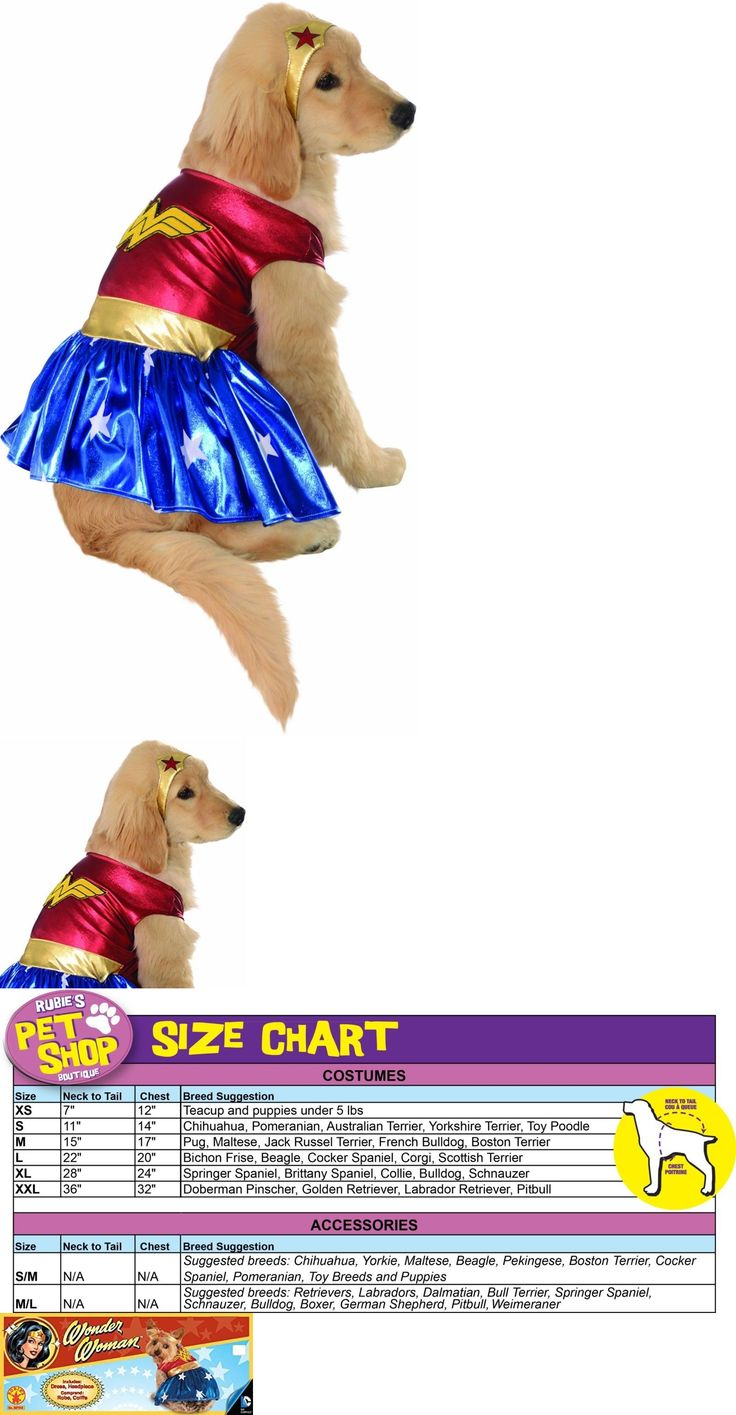 costumes halloween costume for dogs dc comics pet costume large wonder woman