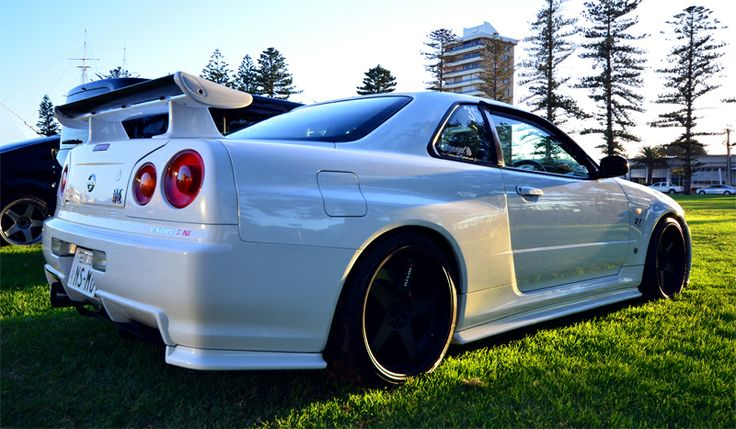 Nissan GT-R V-Spec II N1 at Adelaide All Japan Day