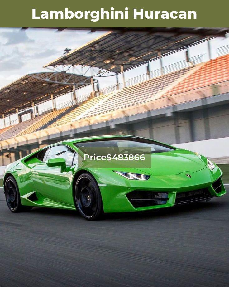 The Lamborghini Huracan Supercar Price 483866
