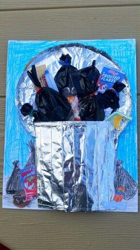 Disguise a turkey. Trash Can Turkey. Tom Turkey, Kindergarten Hidden turkey project.