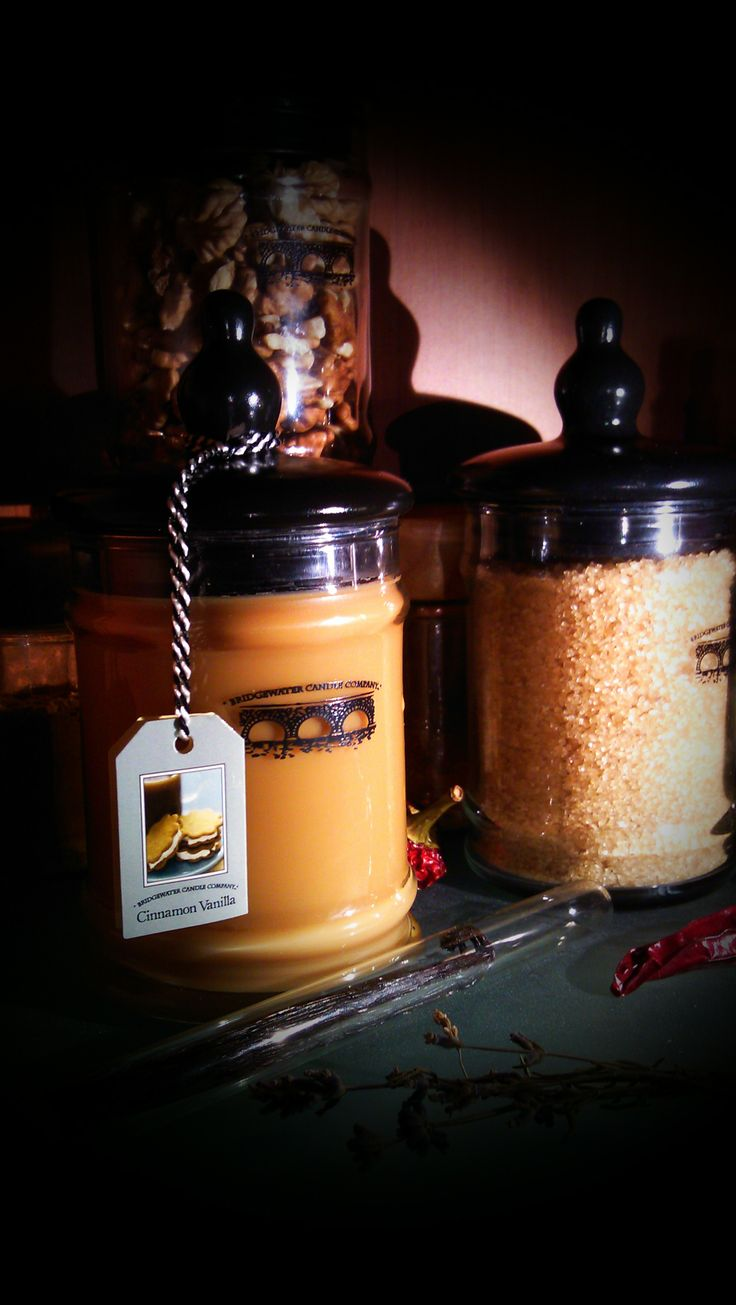 Delight yourself with the scent and reuse the jars for your favourite spices!  http://www.netcandles.co.uk/c/Bridgewater