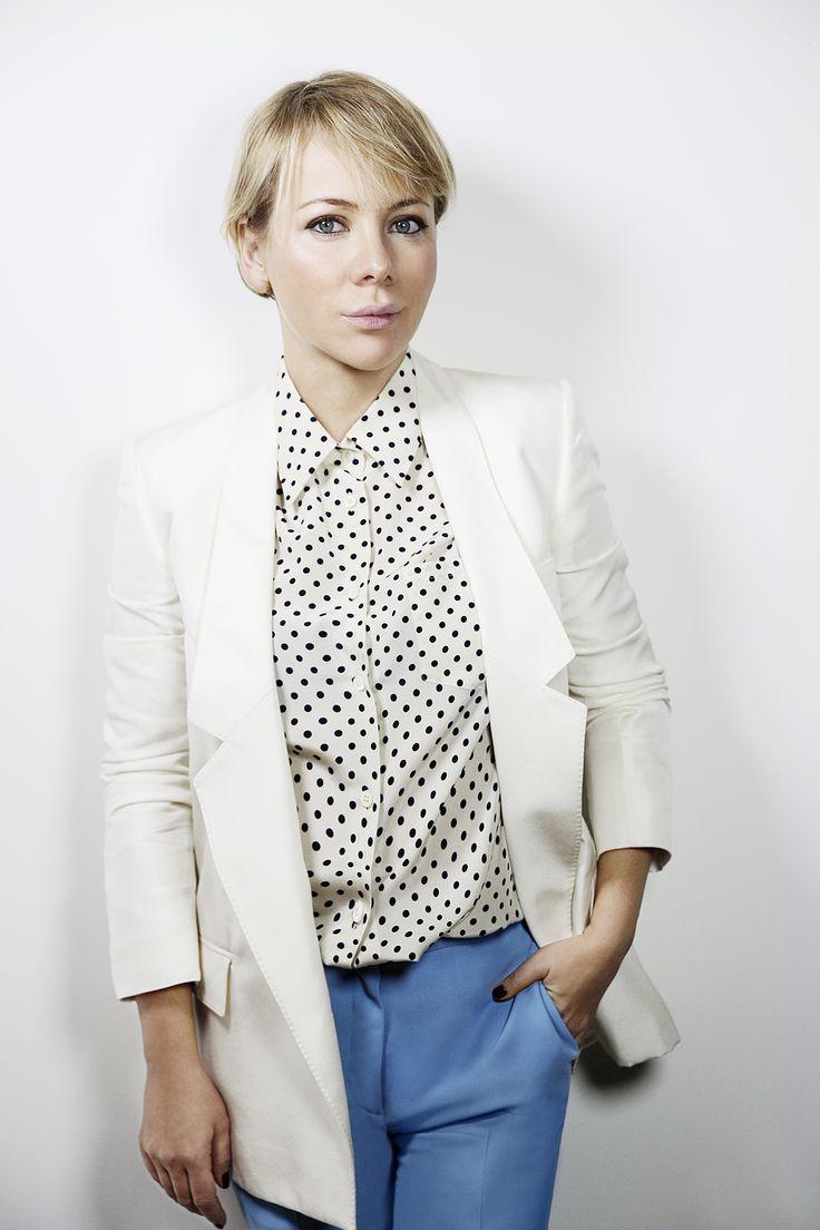 Masha Lopatova. #fashioniqnyc #fashioniq #streetstyle #style #fashion #nyfw #mashalopatova #mashakirilenko