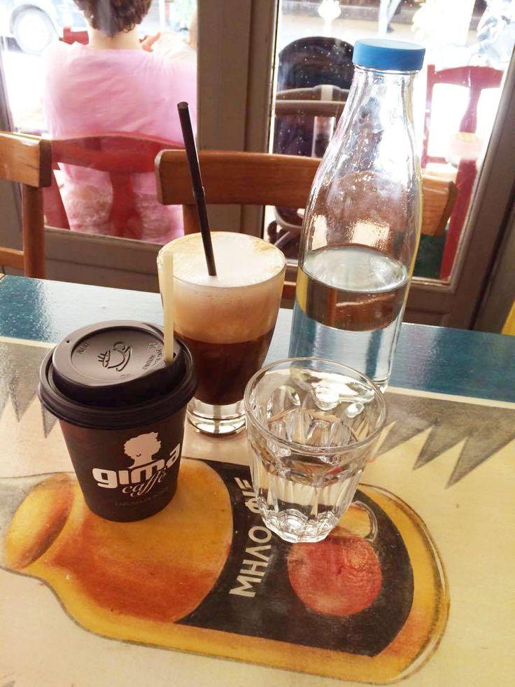 Freddo Espresso ή Cappuccino, είτε εδώ είτε take away, αυτόν τον καφέ πρέπει να τον δοκιμάσεις!