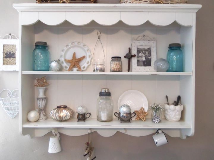 Pier 1 Vintage Chic Shelf