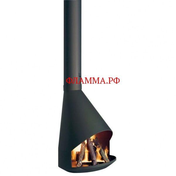 Камин Hera чёрный (Traforart) TRAFORART (Испания) на печном складе ФЛАММА  отдадим по цене 244000.00 RUB    КАМИН HERA, ЧЕРНЫЙ (TRAFORART)   Центральный подвесной открытый камин. Возможна установка системы вращения (опция).     Мощность: 6 кВт    ДОПОЛНИТЕЛЬНО:              Фото       Описание                  Дополнительная труба внешнего кожуха, 1 метр, черная                  Телескопический элемент для наклонного потолка, черный                  Листовое…