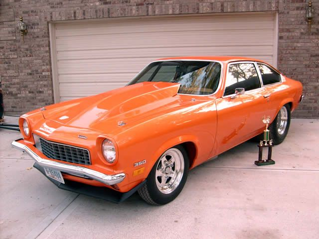 chevy vega show cars | We'll try to talk Scott into some more pic's of this little beauty ...