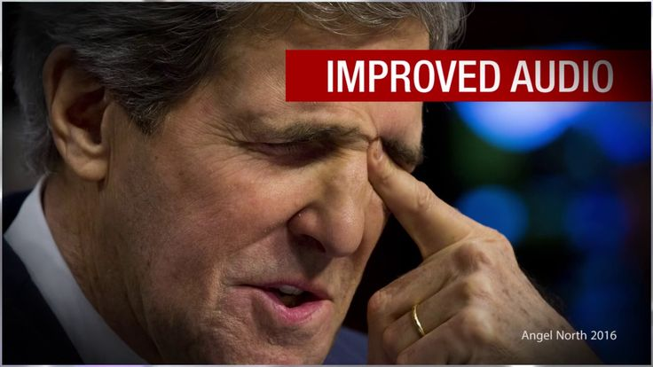 Leaked Audio: Kerry Meets W/ Syrian Rebels Re: Removing Assad, Strike Ai...